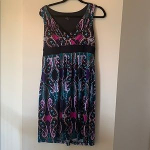 Women's Ronni Nicole sleeveless dress size 10